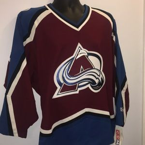 lowest price a309a 8293b canada colorado avalanche jersey adidas b4a4e 1c971